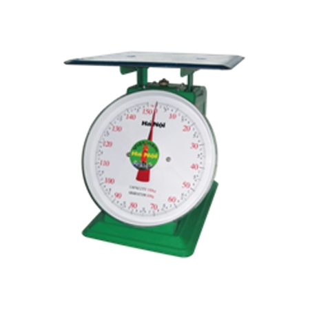 Timbangan Duduk Per / Pegas HANOI (Jenis Piringan Datar) 150kg
