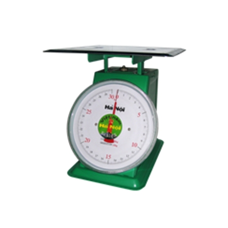 Timbangan Duduk Per / Pegas HANOI (Jenis Piringan Datar) 30kg