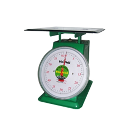 Timbangan Duduk Per / Pegas HANOI (Jenis Piringan Datar) 60kg